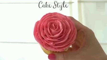 韩式裱花学习 蛋糕抹面裱花视频教程 贵阳韩式裱花培训