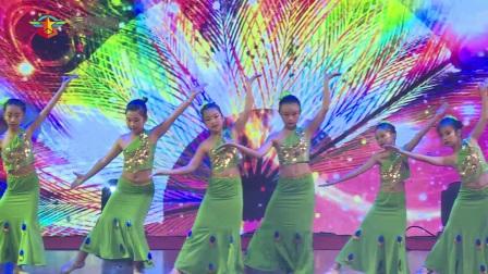040号 少儿舞蹈《五彩梦》 星耀杯舞蹈大赛2017年12月
