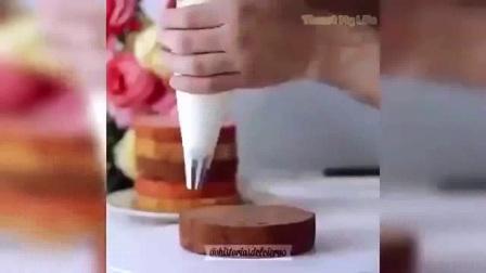 莫尼卡的美食厨房 爆浆巧克力 翻糖蛋糕好吃吗