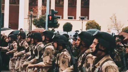 希腊特种兵方阵