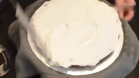 08 翻糖缎带和蝴蝶结--婚礼翻糖蛋糕