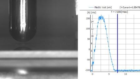英斯特朗冲击试验测试- 高速拍摄