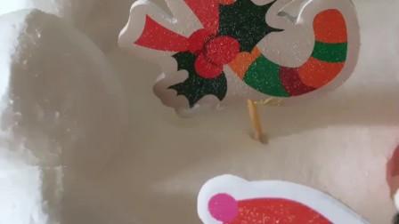 圣诞主题蛋糕