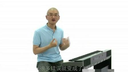 四小天鹅钢琴曲教学视频 钢琴速成教程