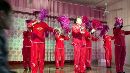 七圩教会2017年圣诞节舞蹈欢乐圣诞佳音