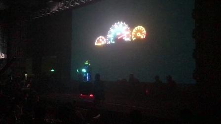 LED编程舞蹈秀(侧面版)#Creative Dance Troupe