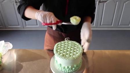 蛋糕裱花制做 水果蛋糕的做法情趣蛋糕
