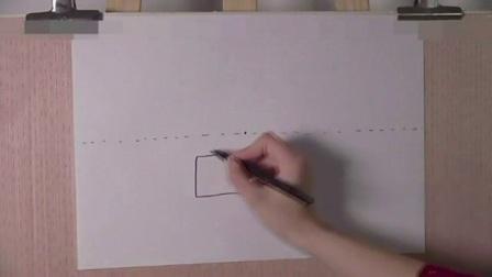 如何画素描头像 素描速成法 动漫人物速写图片临摹