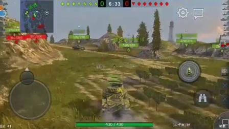 小新新解说《坦克世界闪击战》第二期(我绝望了)