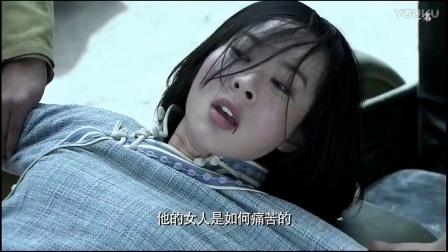 小鬼子真不是东西, 抓住中国女战士, 就要轮流上!_超清