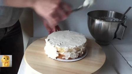 裸蛋糕 甜品桌 韩式裱花蛋糕_标清乳酪蛋糕