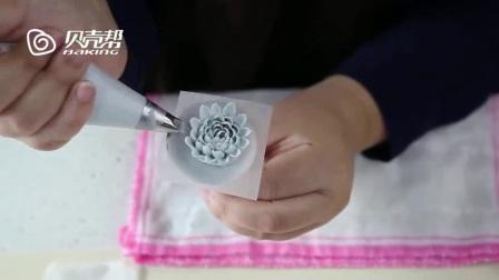 蛋糕裱花入门 水果蛋糕裱花视频 怎 蛋糕裱花面包机配方