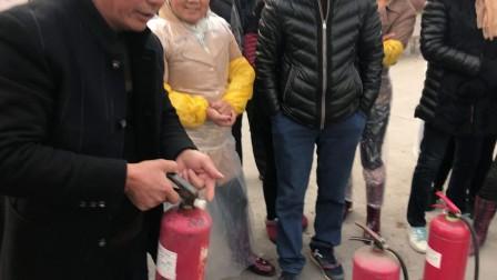 恒昌泡沫制品安全防火培训-17年度