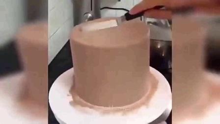 生日蛋糕_梦色蛋糕师_蛋糕师_生日蛋糕的制作方法脆皮蛋糕8