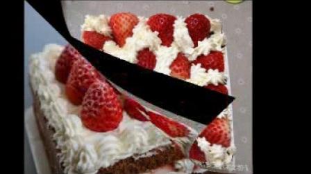 「零失误配方」圣诞节到了,分享给大家一个草莓巧克力蛋糕配方~