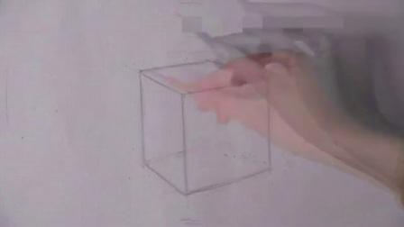 素描入门图片大全 素描画图片大全 简单的建筑速写临摹图