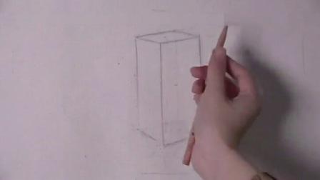 简单铅笔画漫画人物 简单入门素描图片 素描入门视频