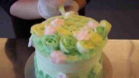 宠物蛋糕 蛋糕冰淇淋 蛋糕制作培训