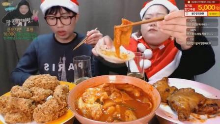 【韩国吃播】胖妞吃播3篇_美食圈_生活