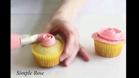 纸杯蛋糕蛋糕的做法 学点心早茶 学广东茶点 皇品早茶培.