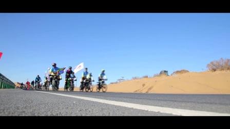 2017.12.17内蒙古·阿拉善盟· 千人骑游帐篷文化节暨2018年迎新年骑游活动