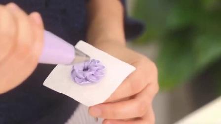 花卉蛋糕_花卉蛋糕的制作过程_花卉蛋糕的做法_花卉蛋糕的制作方法48