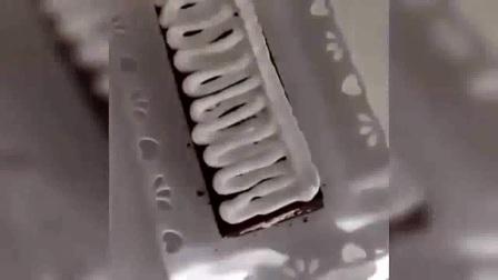 蛋糕盒图片 拿破仑蛋糕 蛋糕