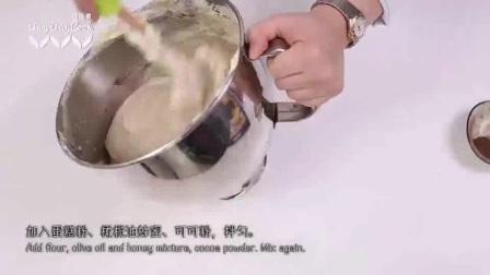 蛋糕工厂 电饭锅做蛋糕 南瓜蛋糕