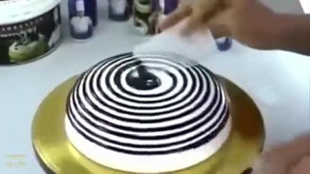 生日蛋糕制作视频 长崎蛋糕 味多美蛋糕