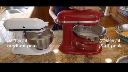 欧式水果蛋糕的烤制方法_欧式水果蛋糕的做法视频