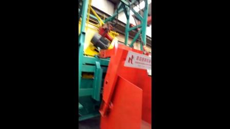青岛恒林集团: 倾斜滚筒抛丸机1