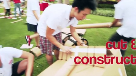Flat Out Sleigh Ride | Team Building Asia