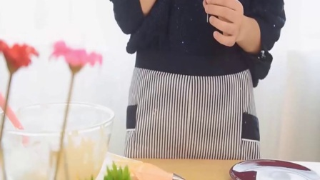 寿桃蛋糕 北海道戚风蛋糕 鸡蛋糕的做法
