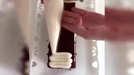 芒果流心芝士蛋糕 蛋糕培训西点蛋糕加盟店