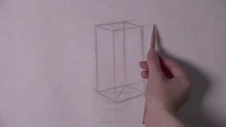 风景建筑速写临摹图片, 铅笔画教程视频, 素描初学者临摹图片