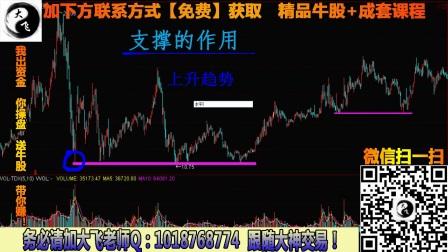 股票入门基础知识视频教程中线如何选股操作炒股入门