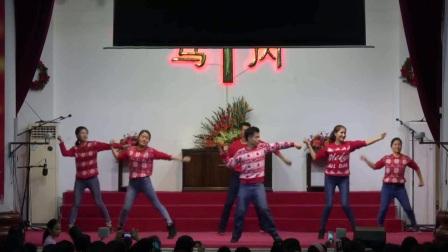 7.《欢乐圣诞》沙田堂2017.12.23晚.平安夜