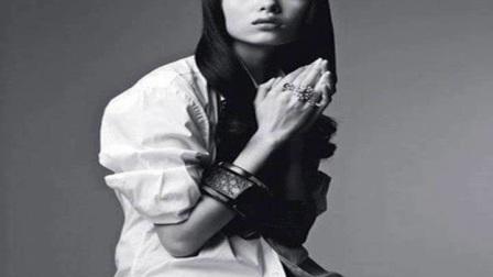 孙菲菲低调结婚,超模圈最低调的她才是国模之光
