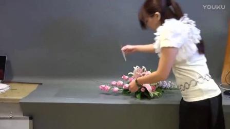 花车制作 母亲节送什么鲜花 康乃馨花束图片