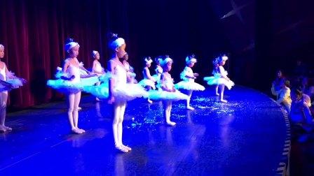 琦琦芭蕾启蒙级少儿形体舞蹈练习