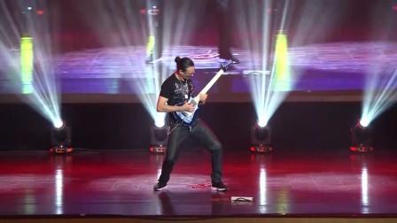 法国职业吉他手Inophis参加惠阳国际他文化艺术。Teaser
