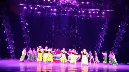 晋中市第三届老健会闭幕式民族舞《母亲是中华》灵石县老体协