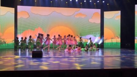菏泽市定陶区天亿青少年艺术培训中心《走进春天走进阳光》
