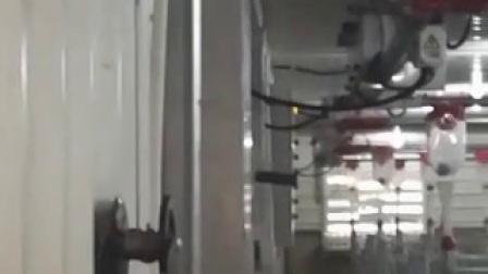 青岛普惠母猪厂自动化养猪设备