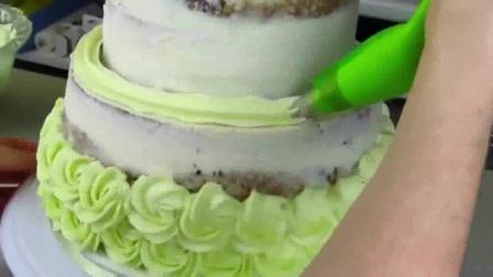 父亲节蛋糕的烤制方法_父亲节蛋糕的做法视频_父亲节蛋糕的制作视频_父亲节蛋糕培训