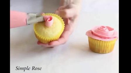 快速学习蛋糕制作_生日蛋糕水果摆放