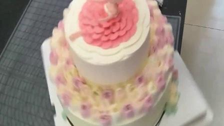 法式脆皮蛋糕 高压锅做蛋糕 自制小蛋糕
