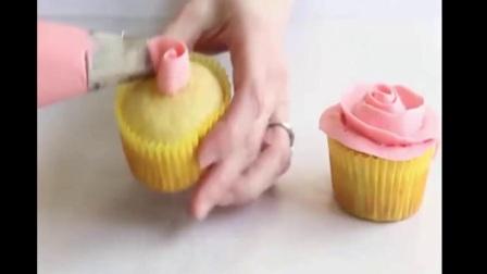 蛋糕 裱花视频 简单蛋糕裱花步骤图片 韩式裱花蛋糕培训