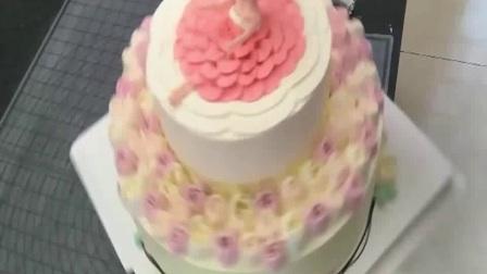 西点蛋糕加盟店 草莓慕斯蛋糕 自制蛋糕的做法