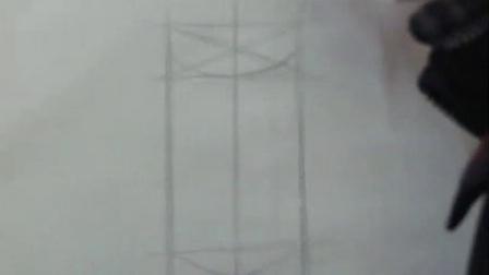 静物素描素描cut素描静物素描头像素描几何体素描苹果 素描教程素描入门 素描几何形体圆柱体画法8简单素描